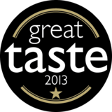 Great Taste Award 2013