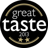 Great Taste Award '13