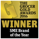 The Grocer Gold Awards 2016 - SME of the year